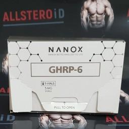 GHRP-6 5mg/vial - ЦЕНА ЗА 5 ВИАЛ
