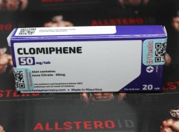 Clomiphene 50 mg, Tesla