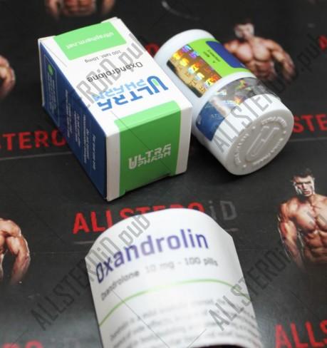 Oxandrolone (Ultra Pharm)