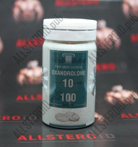 Oxandrolone 10 мг (Olymp Labs)