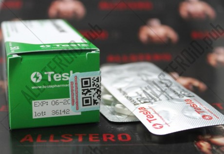 Oxandrolone 20 mg, Tesla